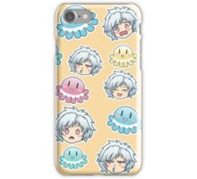 Clear Skies and Jelly Times iPhone Case/Skin