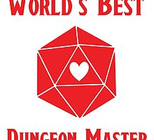 World's Best Dungeon Master by Atlantahammy
