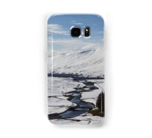 Scottish Highlands in Winter Samsung Galaxy Case/Skin