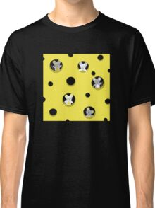 Cheese and mice Classic T-Shirt
