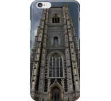 St Peter and Paul church's Church2-Lavenham iPhone Case/Skin