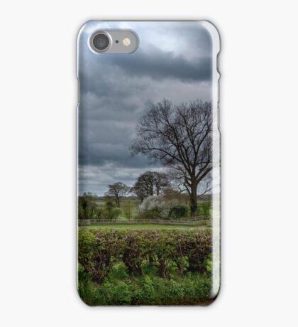 Around St Peter and Paul church's Church1-Lavenham iPhone Case/Skin
