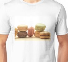 """Macarons by """"Provence Provence"""" Unisex T-Shirt"""