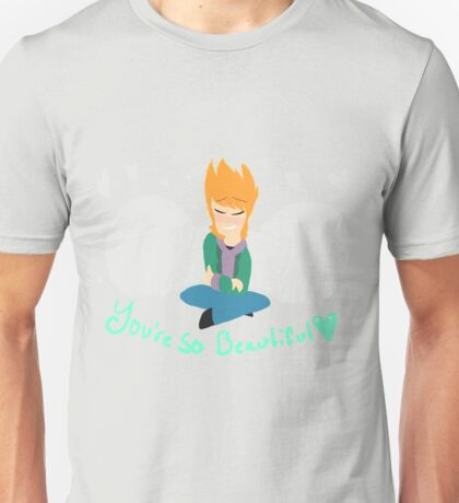Angel Matt Unisex T-Shirt