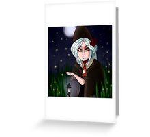 Hello, Good Hunter Greeting Card