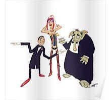 #07 A Monty Python Sketch Poster