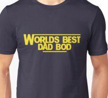 World's Best Dad BOD  Unisex T-Shirt