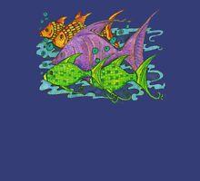 Multi Fish Design Unisex T-Shirt