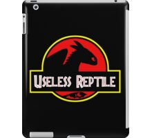 "Jurasic Park Funny ''Useless Reptile"" iPad Case/Skin"