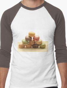 "Macarons by ""Provence Provence"" Men's Baseball ¾ T-Shirt"