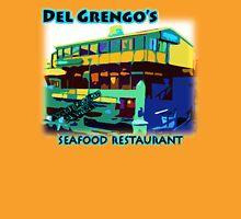 Del Grengo's Seafood Restaurant Dr. Steve Brule Design by SmashBam Unisex T-Shirt