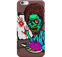 The Joy Of Brains iPhone Case/Skin