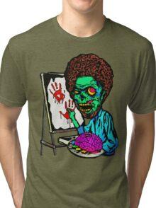 The Joy Of Brains Tri-blend T-Shirt
