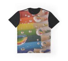 Color Pencils  Graphic T-Shirt