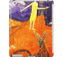 """""""outback Study"""" ..detail iPad Case/Skin"""
