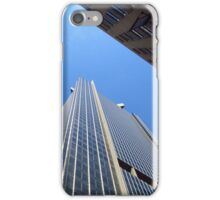 Looking Up in NYC iPhone Case/Skin