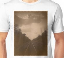 It's time to turn away and let tomorrow's dreams..become reality to me Unisex T-Shirt