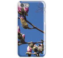 Magnolia Spray iPhone Case/Skin