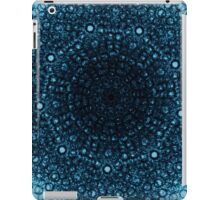 Watery Blue Lace iPad Case/Skin