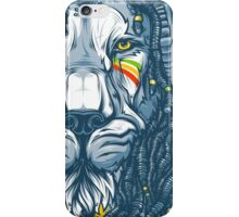 Rasta Lion iPhone Case/Skin