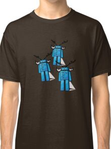 Robots Need Love Two Classic T-Shirt