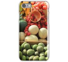 Fruit Market iPhone Case/Skin