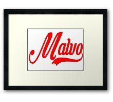 Lorne Malvo Framed Print