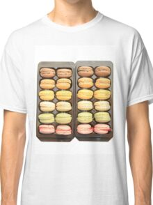 """Macarons by """"Provence Provence"""" Classic T-Shirt"""