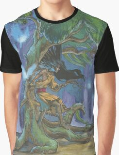 Enchantment and Danger Graphic T-Shirt