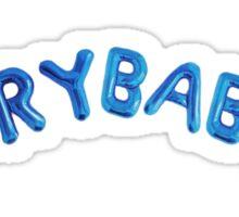 Melanie Martinez Cry Baby! Sticker
