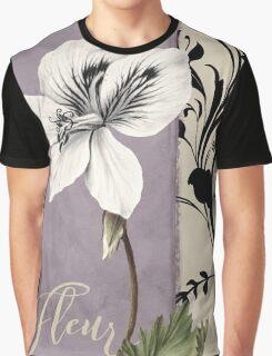 Modern Mauve Graphic T-Shirt