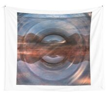 Line in the Sand Wall Tapestry