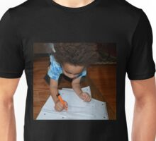 Enjoying Drawing Unisex T-Shirt