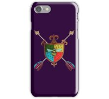 the crest of the further iPhone Case/Skin