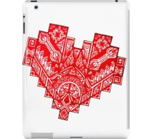 Pixel Heart iPad Case/Skin