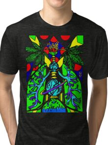 Virgin Lungs Tri-blend T-Shirt