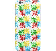 Rotary Puzzler iPhone Case/Skin