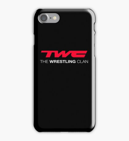 The Wrestling Clan iPhone Case/Skin