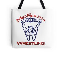 Mid-South Championship Wrestling Tote Bag