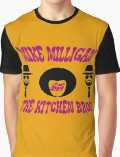 Mike Milligan & The Kitchen Brothers Graphic T-Shirt