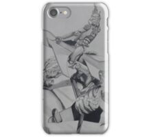 Storm Trooper Toy iPhone Case/Skin