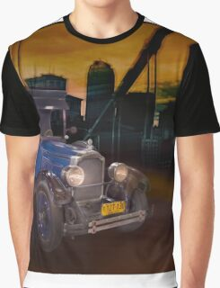 """1925 Packard Paddy Wagon - """"Say What?"""" Graphic T-Shirt"""