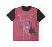 Cherry Scary  Graphic T-Shirt