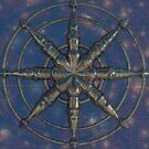 Steering Wheel by Benedikt Amrhein