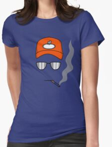 Rusty Shackleford Womens Fitted T-Shirt
