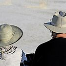 Beach Hats - O My!! by David DeWitt
