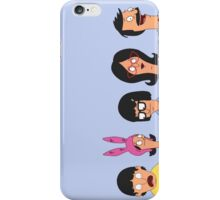 Belcher family iPhone Case/Skin