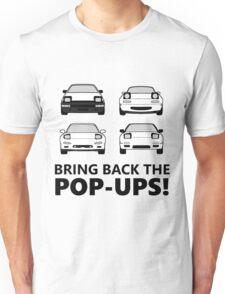 Bring back the pop-ups! Unisex T-Shirt