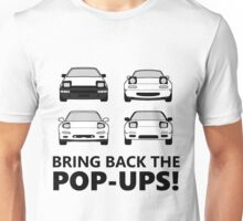 Bring back the pop-ups! Unisex T-Shirt