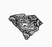 South Carolina Zentangle Unisex T-Shirt